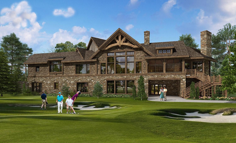Luxury House-Golf Field