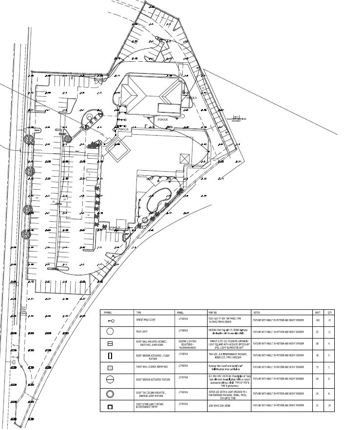 Marriott Courtyard Conversion Site Isometric Plan
