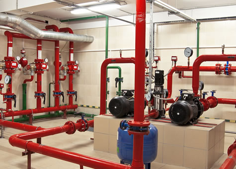 Plumbing and Fire Protection Engineering Design