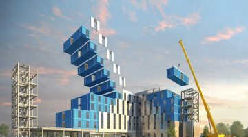 WHY MODULAR CONSTRUCTION IS GAINING NOTICE?