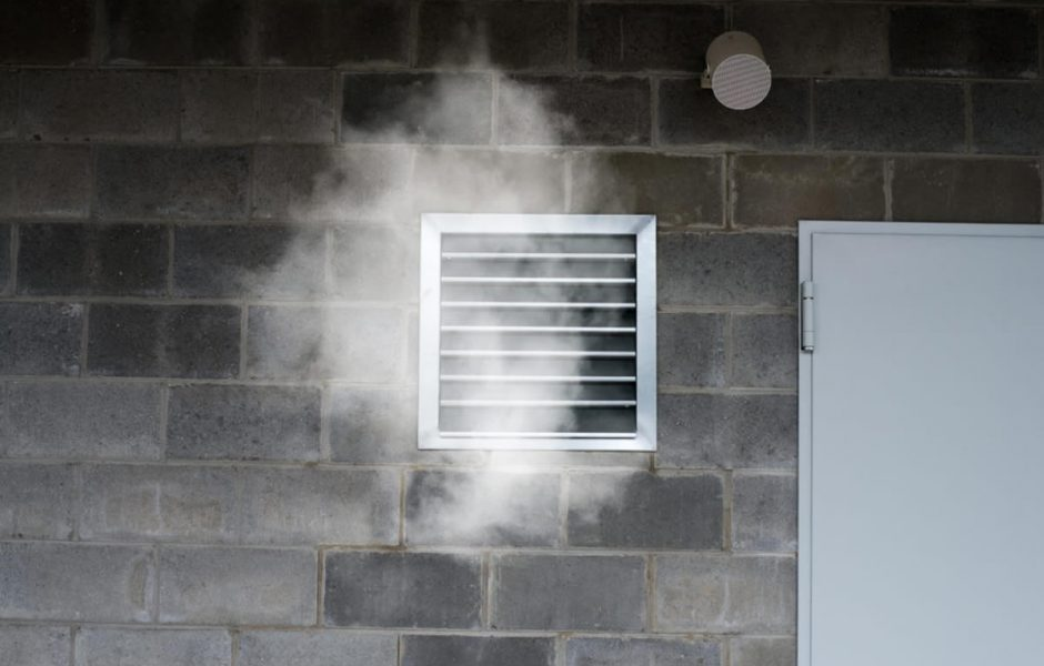 Multifamily Buildings with Post-Fire Smoke Purge Systems