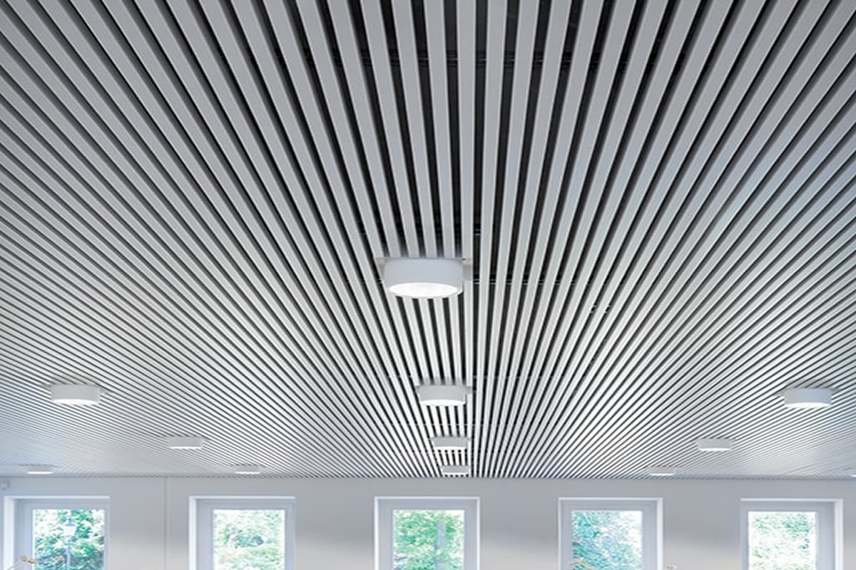 Why exposed & suspended ceilings are more popular & well-received?