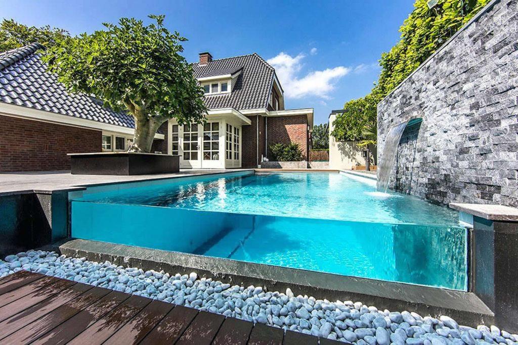 10 Ideas for creating a backyard mini pool