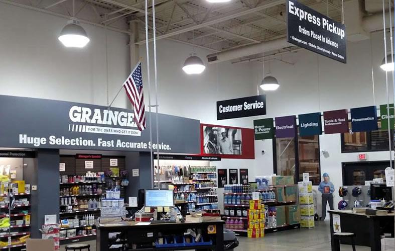 Grainger Store